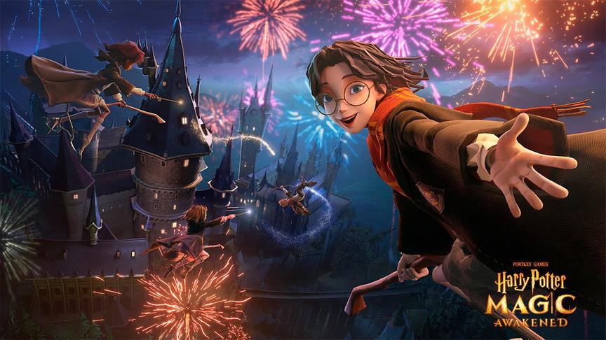 Harry Potter: Magic Awakened release date