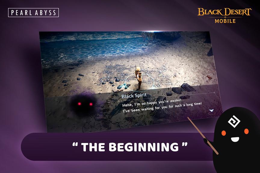 Screenshots of the game Black Desert Mobile
