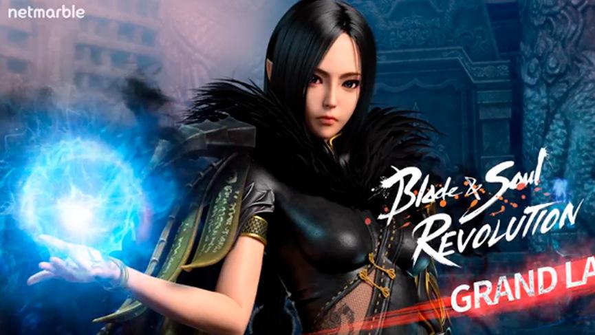 Blade & Soul Revolution Release Date