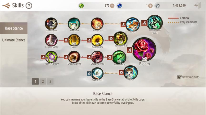 Blade and Soul Revolution build Summoner