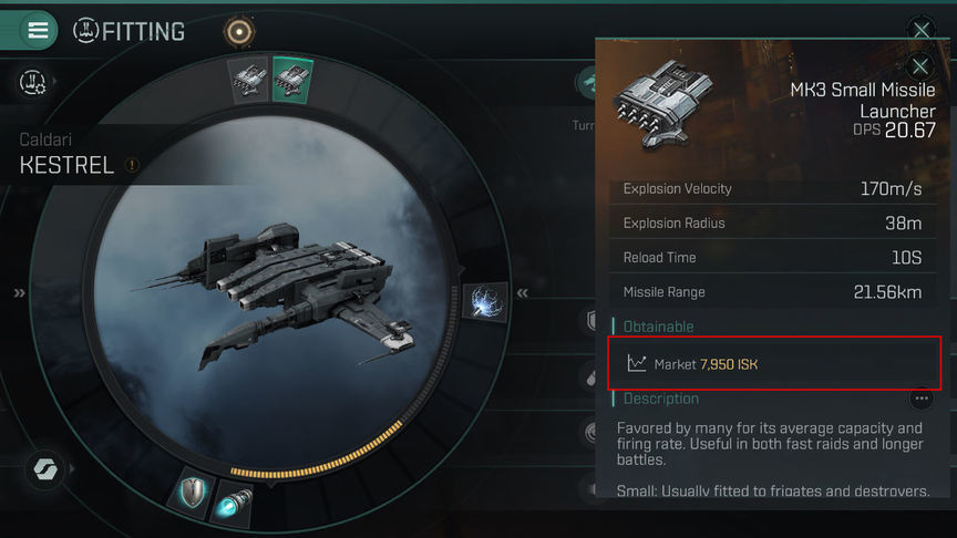 Eve Echoes Guide How to Sell Items Market