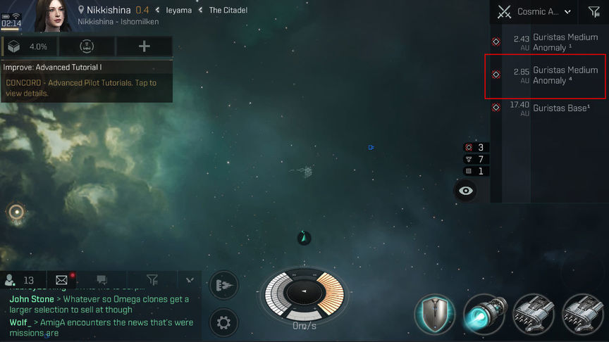 Eve Echoes how to make ISK beginners