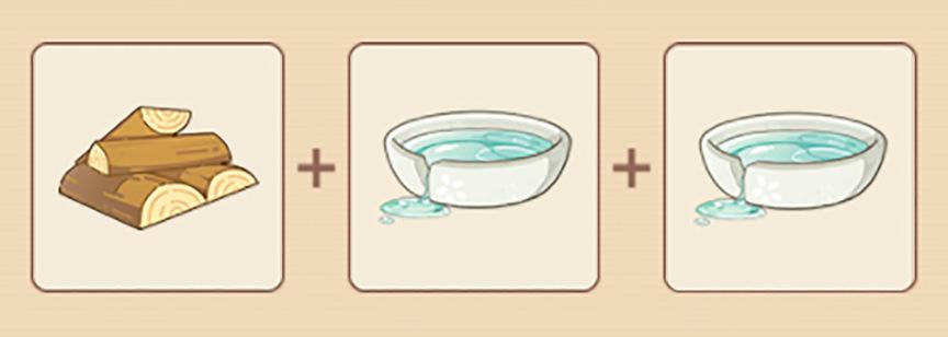 Genshin Impact Recipe: Low Stone Stool