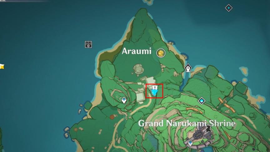 Genshin Impact 2.0 Lost Riches Special Treasure